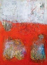 Amorous by Amy Longcope (Mixed-Media Painting)