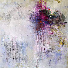 Breakthrough by Amy Longcope (Mixed-Media Painting)
