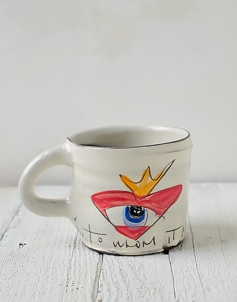 To Whom it May Concern Mug