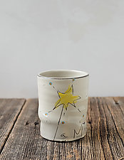 A Miracle Moment Cup by Noelle VanHendrick and Eric Hendrick (Ceramic Drinkware)