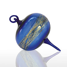 Pacifica by R. Jason Howard (Art Glass Ornament)