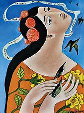 Enamorada by Armando  Adrian-Lopez (Giclee Print)