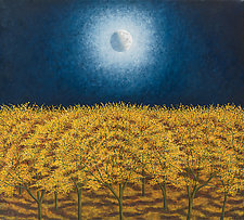 Autumn Moon by Scott Kahn (Giclee Print)