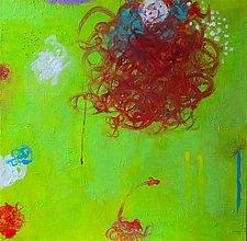 Full Circle II by Katherine Greene (Acrylic Painting)