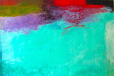 Sea of Love 2 by Katherine Greene (Acrylic Painting)