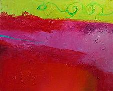 Sky Dance by Katherine Greene (Acrylic Painting)