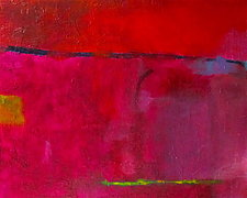 Radiant Heart by Katherine Greene (Acrylic Paintings)