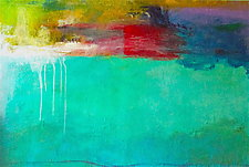 Sea of Love 1 by Katherine Greene (Acrylic Painting)
