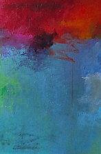 Essence of Plum by Katherine Greene (Acrylic Painting)