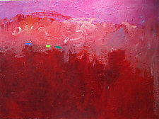 Transport of Delight by Katherine Greene (Acrylic Painting)