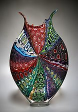 Foglio by David Patchen (Art Glass Vessel)