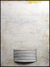 Cote by Graceann Warn (Encaustic Painting)