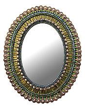 Gift Series: Olivine by Angie Heinrich (Mosaic Mirror)