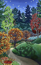Gathering by Wynn Yarrow (Giclee Print)