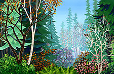 Here and Now by Wynn Yarrow (Giclee Print)
