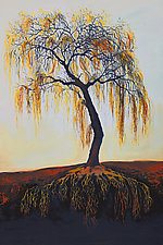 Spanish Moss by Ritch Gaiti (Oil Painting)