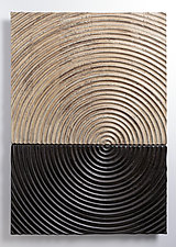 Emerge by Kipley Meyer (Wood Wall Sculpture)