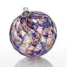 Idlewild by Paul Lockwood (Art Glass Ornament)
