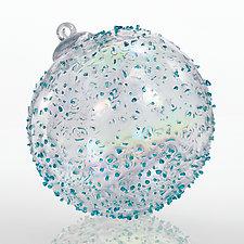 Glisten by Paul Lockwood (Art Glass Ornament)
