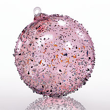 Bewitched by Paul Lockwood (Art Glass Ornament)