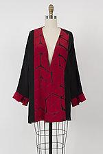 Structure Jacket by Laura Hunter (Shibori Jacket)