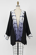 Structure Jacket by Laura Hunter (Shibori Jacket)