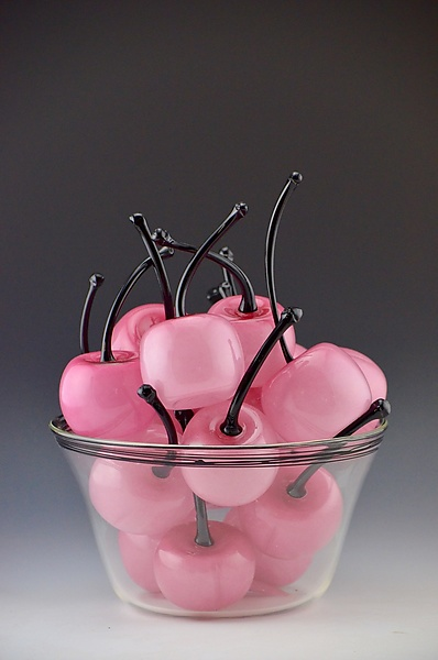 Life is Like a Bowl of Pink Cherries