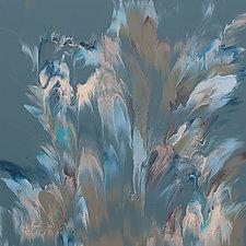Serendipity 1 by Cassandra Tondro (Acrylic Painting)
