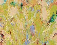 Rebirth by Cassandra Tondro (Acrylic Painting)