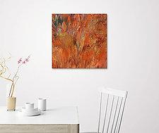 """""""Indian Summer"""" by Cassandra Tondro (Acrylic Painting)"""