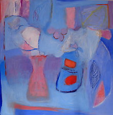 Anniversary by Heidi Daub (Acrylic Painting)