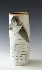 Simple Vase by Lenore Lampi (Ceramic Vase)