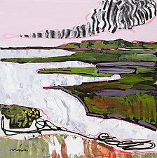 Marshland IV by Leonard Moskowitz (Acrylic Painting)