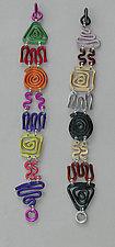 EGB1 by Sylvi Harwin (Aluminum Bracelet)