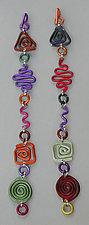 EGB4 by Sylvi Harwin (Aluminum Bracelet)