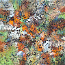 Autumn Bonanza by Nancy Eckels (Acrylic Painting)