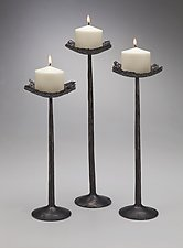 Nest Candle Holders by Luke Proctor (Metal Candleholders)