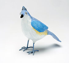 Tommy Titmouse by Rosalie Sherman (Resin Sculpture)