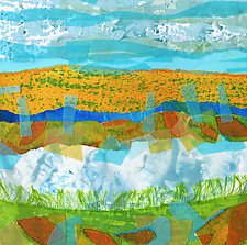 Tidepool II by Suzanne Siegel (Giclee Print)
