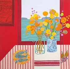 Summer Table III by Suzanne Siegel (Giclee Print)