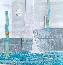 Two Boats I by Suzanne Siegel (Giclee Print)