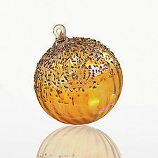 Shangri-La by Tom Stoenner (Art Glass Ornament)