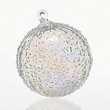 Crystal Palace by Tom Stoenner (Art Glass Ornament)