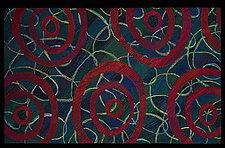 Sudarbans by Meg Little (Wool Rug)