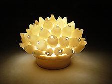 Shells Mini Light by Lilach Lotan (Ceramic Table Lamp)