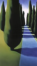 Avenue by Jaime Ellsworth (Giclée Print)