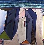 Coastal Shadows 2 by Doug Morris (Giclée Print)