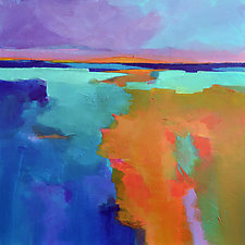 Sunset II by Filomena Booth (Acrylic Painting)