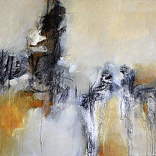 Letting Go by Filomena Booth (Acrylic Painting)