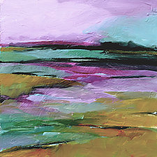 Low Tide by Filomena Booth (Acrylic Painting)
